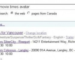 Google Rich Snippets to Include Events