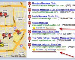 Paid Google Local Business