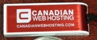 Free swag! Canadian Web Hosting USB Sticks