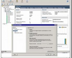 Dynamic Resource Management with VMware
