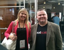 Canadian Web Hosting and AURO attends OpenStack SV 2014