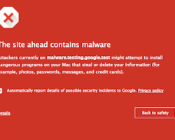Recovering a site from a Google Malware Attack