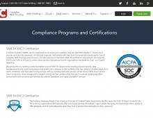 We've completed our annual SSAE 16 SOC 2 audit!