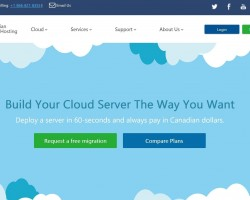 Canadian Web Hosting Upgrades Canadian Cloud Options and Expands Custom Cloud Server Types