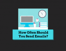How Often Should Businesses Send Emails to Their Customers?