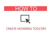 Hovering Tooltips Without Javascript Using the HTML5 Data Attribute
