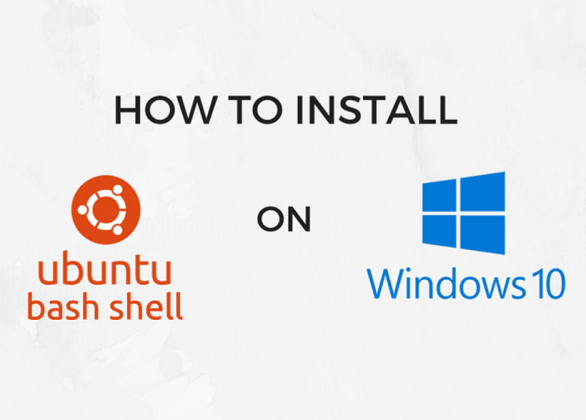 Installing the Ubuntu Bash Shell on Windows 10
