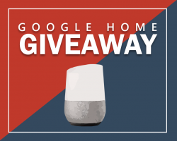 Google Home Giveaway!