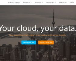 "Canadian Cloud Leader AURO Expands Support for SaaS Providers With New ""Tools for Applications"""
