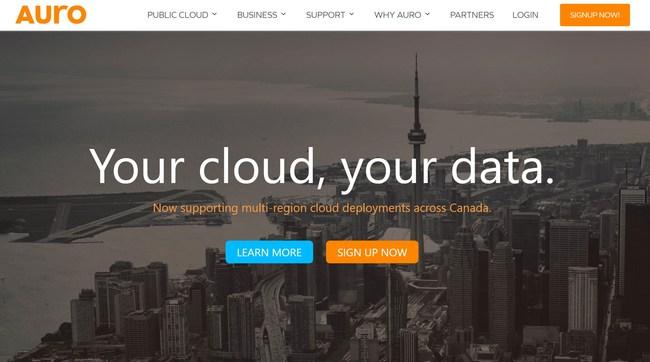 AURO Public Cloud