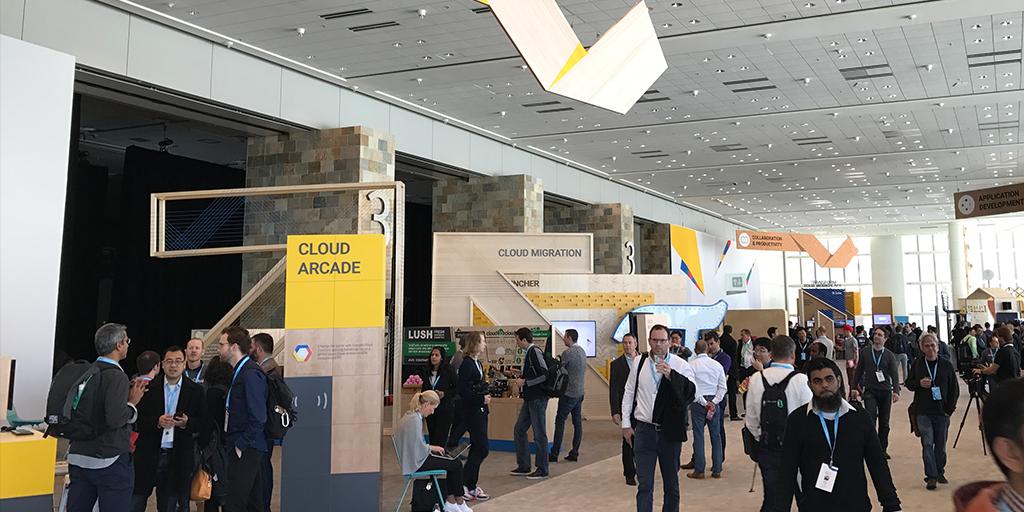 google cloud next 2017, cloud computing, google, conference, events,