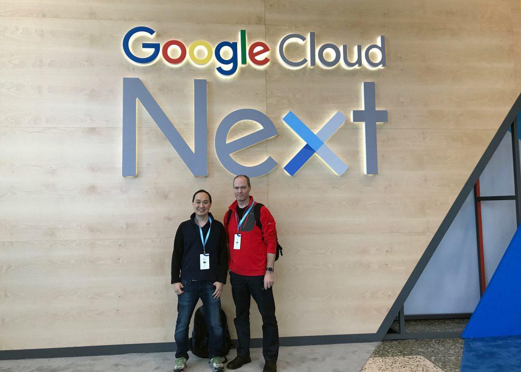 google cloud next, amazon, cloud video