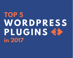 Top 5 WordPress Plugins in 2017