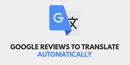 google. translate, tourism, tourists, reviews, restaurant, review, abroad, online, business, social media, branding, website, websites, domains, google maps, google reviews, technology