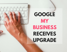 Google's My Business Dashboard Receives Sweet Upgrade