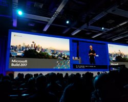 Microsoft Build 2017 off to a Great Start