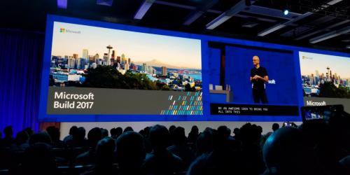 Microsoft, build, microsoft build, msbuild, technology, ai, artificial intelligence, APIs, API, Azure, Azure Stack, Cognitive Services, security, safety, PowerPoint, translate, Cortana, Bots