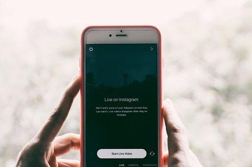 instagram, instagram ads, livestream, social media, social media management, social media marketing, video